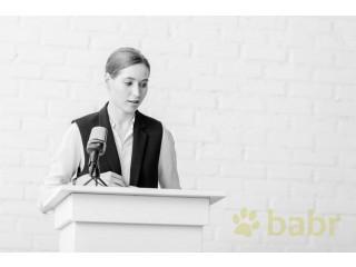 Interpreter for international conferences in Darkhan