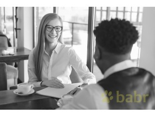 Interpreter for business negotiations in Dankov
