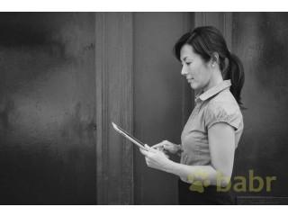 Translator for business trips in Blagodarny